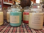 26 oz Apothecary Jar Soy Candle