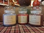 16 oz Apothecary Jar Soy Candle