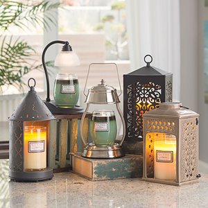 Candle Warmer Lamps