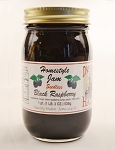 Black Raspberry Fruit Jam